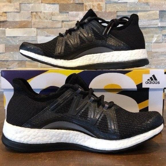 Adidas zapatos NEW Performance  mujer pureboost poshmark XPOSE BLAC
